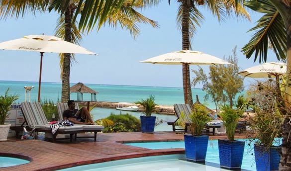 Hôtel mont choisy coral azur beach resort 3*