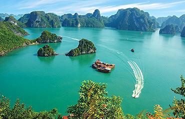 Circuit Cap sur le Vietnam 3*