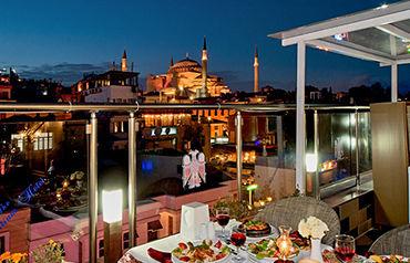 Hôtel Byzantium et Suites 4*