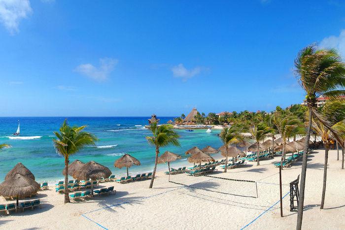 Hôtel bravo club yucatan beach 4*
