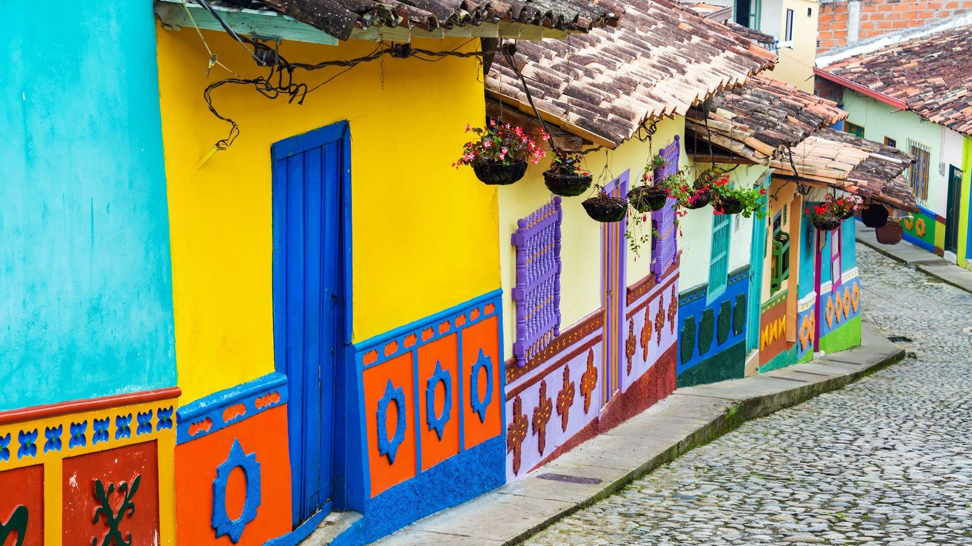 Circuit colombie mythique coloniale 3*