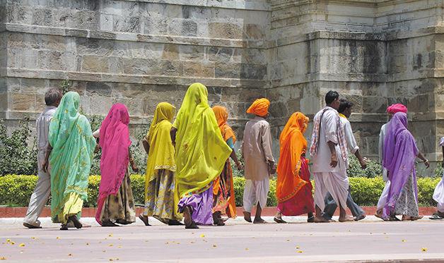 Circuit sur la route du Taj Mahal 3*