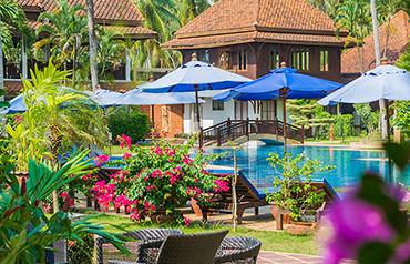 Hôtel coral bang saphan 4* - 14 nuits
