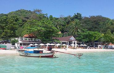 Circuit Trésors de Thaïlande et séjour Koh Phi Phi 3*