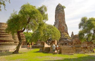 Circuit des Capitales du Siam à Ban Saphan 3*