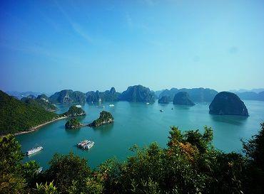 Circuit de la baie d'halong à phan thiet 3*