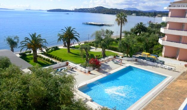Hôtel elea beach 4*