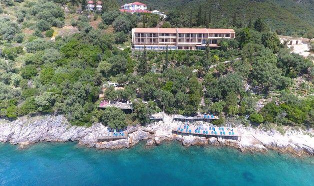 Hôtel Nautilus Barbati 3*