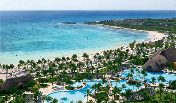 Hôtel Barcelo Maya Beach et Caribe 5*