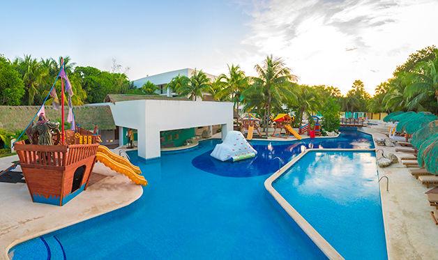 Hôtel Oasis Tulum  Lite 4*