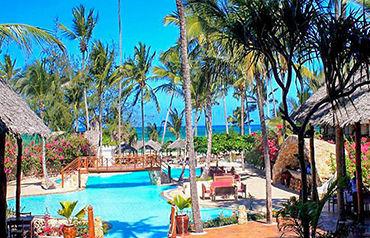Hôtel Palumbo Reef 3* Sup