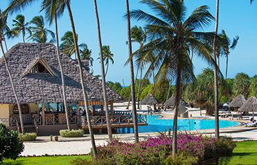Hôtel Neptune Pwani Beach Resort et Spa 5*