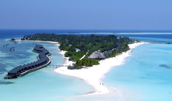 Hôtel kuredu island & spa 3*