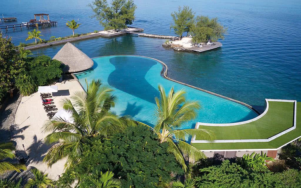 Hôtel manava suites resort tahiti 4*
