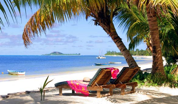 Hôtel indian ocean lodge 3*