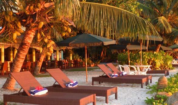 Hotel palm beach 2*