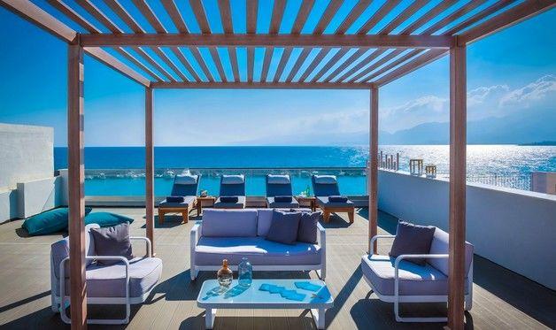 Hôtel cosmopolis crete suites 4*