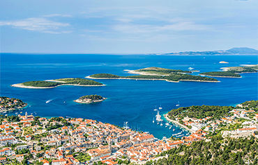 Circuit Merveilles de la Dalmatie 4*