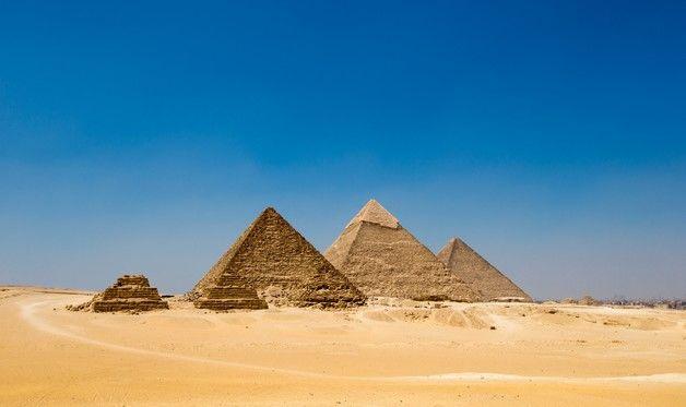 Combiné Des Pyramides à la Mer Rouge 5* avec visites