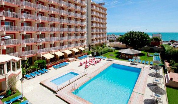 Hôtel med playa balmoral 2*