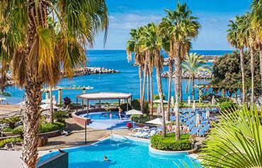 Hôtel club framissima savoy calheta beach 4*