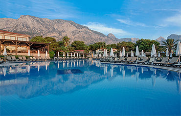 Club framissima crystal flora beach resort 5*