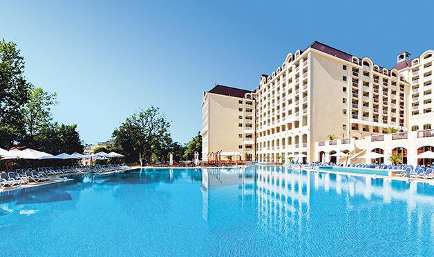 Hôtel Melia Grand Hermitage 5*
