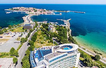 Hôtel Sol Marina Palace 4*