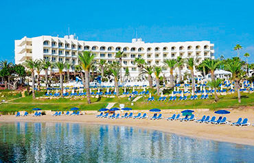 Hôtel the golden coast beach 4*