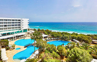 Grecian bay hôtel 5*