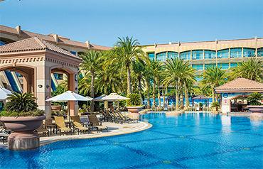 Hôtel al raha beach 5*