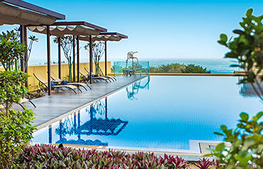 Ja ocean view hôtel 5*