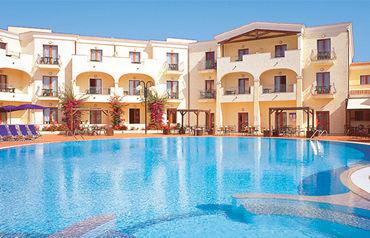 Blu hôtel morisco village 4*