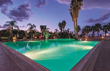 Hôtel le dune beach club 3*