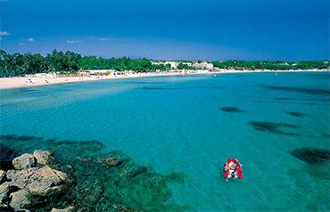 Hôtel fontane bianche beach club 4*