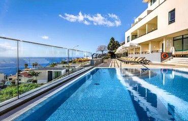 Hôtel Madeira Panorâmico 4*
