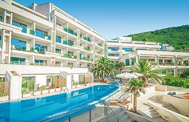 Hôtel Monte Casa Spa et Wellness 4*