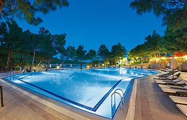 Hôtel bodrum park resort 5*