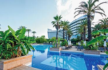 Hôtel concorde de luxe resort 5*