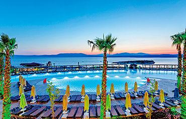Hôtel euphoria aegean resort et spa 5*