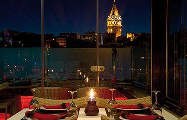 Hôtel golden city 4*