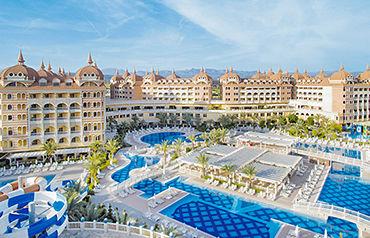 Hôtel royal alhambra palace 5*