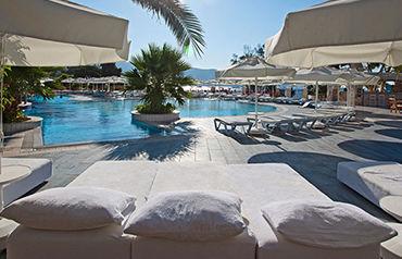 Hôtel salmakis resort et spa 5*