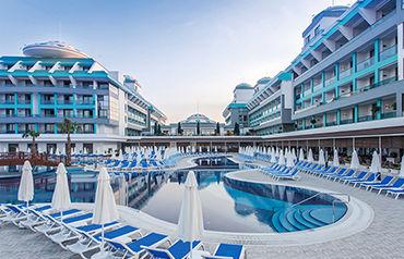 Hôtel sensitive premium resort et spa 5*