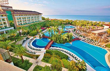 Hôtel sunis kumköy beach resort et spa 5*