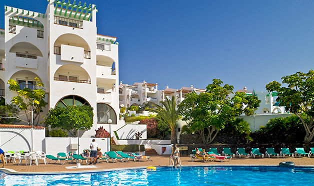 Appart'hôtel Blue Sea Callao Garden 3*