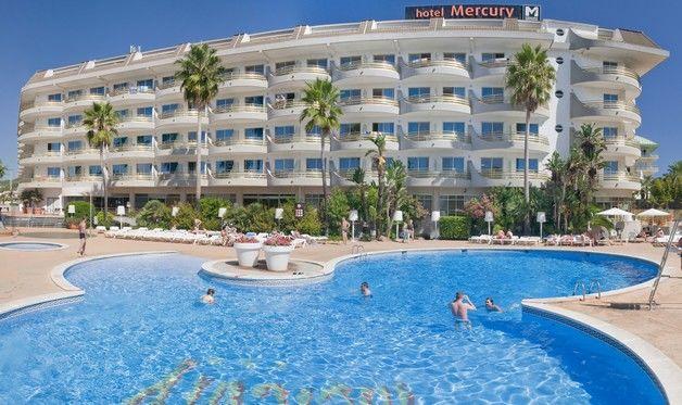 Hôtel Mercury 4*