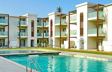 Hôtel Halos Casa Resort 4*