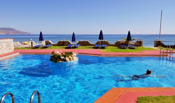 Hôtel mari beach 3*