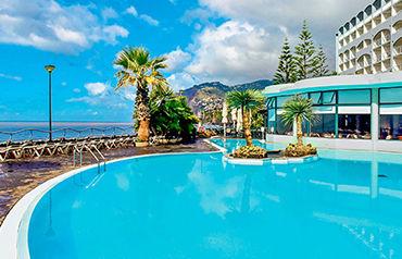 Hôtel club héliades pestana ocean bay suites 4*